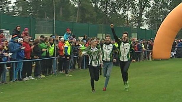 Na MČR v orientačním běhu zvítězilo trio z Hradce Králové