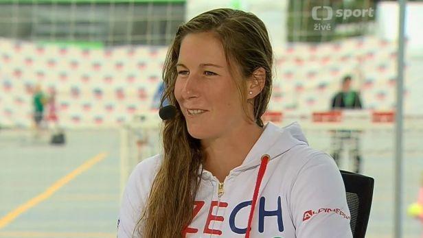 Kudějová: Z olympiády v Riu jsem byla nadšená