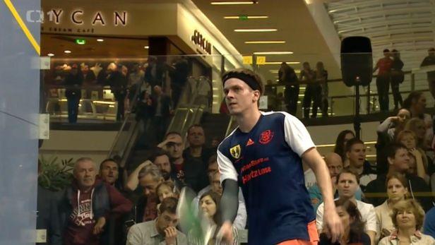 Koukal má 18. squashový titul