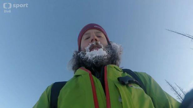 Lepší je na Yukonu -40 než nula, říká český dobrodruh po extrémním závodě