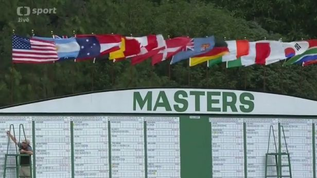 Úvodní kolo Masters zvládl nejlépe Hoffman