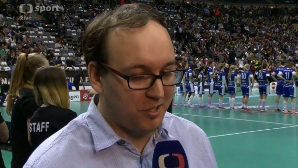 Trenér Vítkovic: Herbadent byl lepší. Nepodaly jsme náš typický týmový výkon