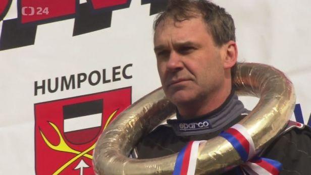 Keřka vyhrál úvodní závod MČR divize Super Buggy