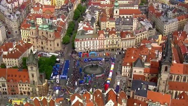 Závěr Pražského maratonu s ohlasy