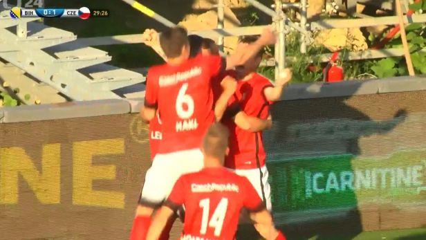 Češi porazili na ME v malém fotbalu Bosnu a jsou v semifinále