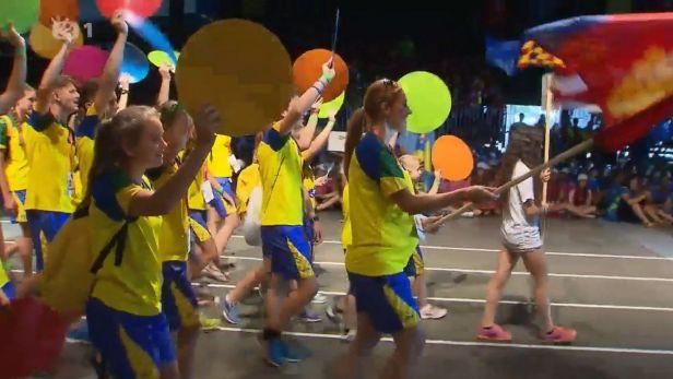 V Brně začala Olympiáda dětí a mládeže