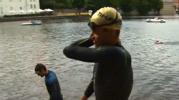 V Praze se představí elitní triatlonisté