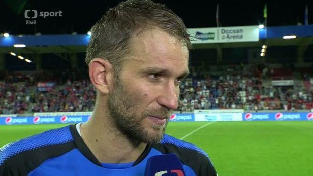 Bakoš: Všechny góly byly důležité, protože jsme prohrávali