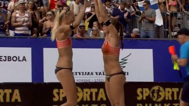 Kolocová s Kvapilovou si zahrají o evropské medaile