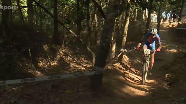 Vastl obsadil v závodě MS horských kol do 23 let šesté místo