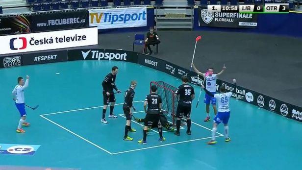 Liberec zaspal úvod zápasu a Otrokovicím podlehl 4:7
