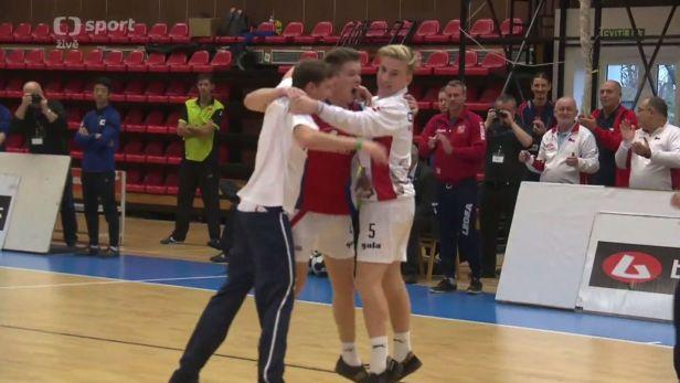 Nohejbalový šampionát v Nymburce patřil českým barvám