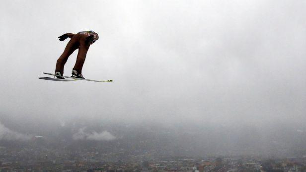 Kvalifikační pokusy nejlepších skokanů v Innsbrucku