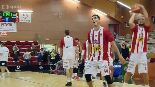 Pardubice teprve podruhé doma prohrály, tentokrát nestačily na Děčín