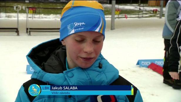 První medaile z dětské olympiády mají i běžci na lyžích
