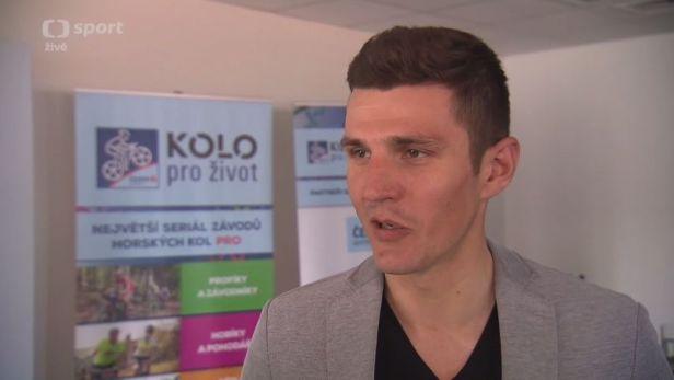 Patronem cyklistické Junior Trophy bude znovu Jaroslav Kulhavý