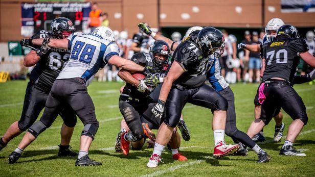 Black Panthers v repríze finále přehráli Ostravu 42:3