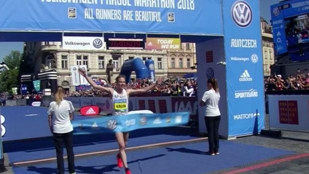 Rupp a Kiturová ovládli Pražský maraton