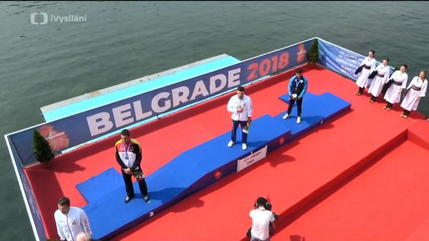 Fuksa je posedmé mistrem Evropy, Dostál s Kožíškovou skončili za medailemi