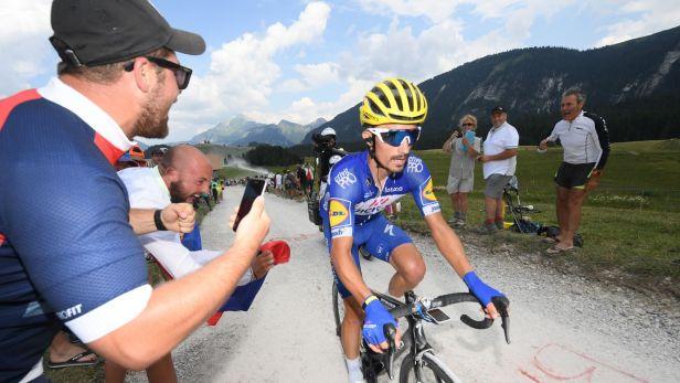 Sestřih 10. etapy Tour de France 2018