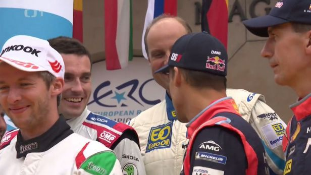 Kopeckého schopnosti na Barum Rallye prověří Dani Sordo