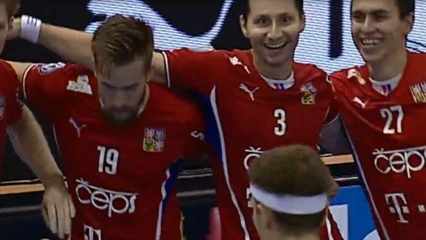 Čeští florbalisté porazili na domácím turnaji Švýcarsko