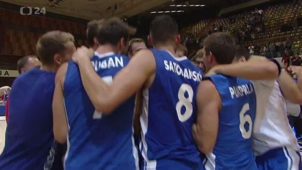 Basketbalisté vyhráli v Bosně a slaví postup na MS