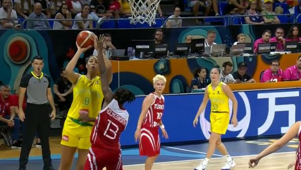 Australanky porazily Turecko a jsou ve čtvrtfinále. Španělky musí do osmifinále