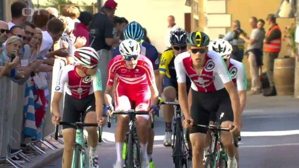 Hirschi ovládl na cyklistickém MS závod do 23 let
