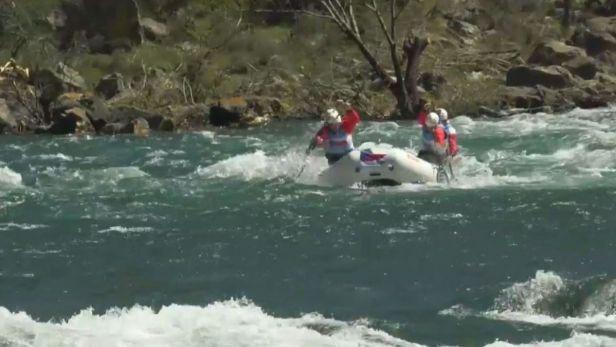 Češi zahájili MS v raftingu v Argentině bronzem ze sprintu