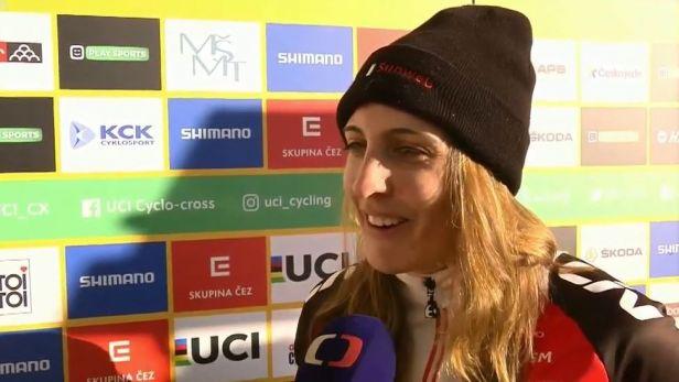 Brandová: Byl to těžký závod, ale cítila jsem se silná