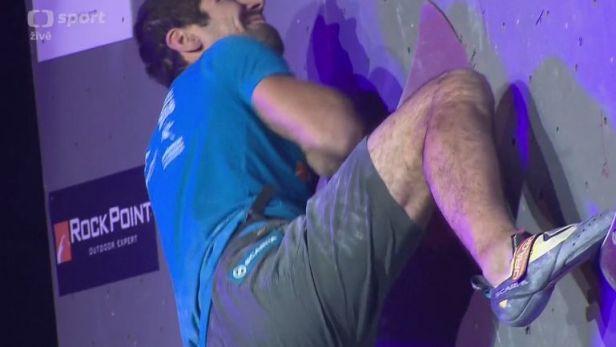 Adamovská a Trojan zvítězili na mezinárodním mistrovství v boulderingu
