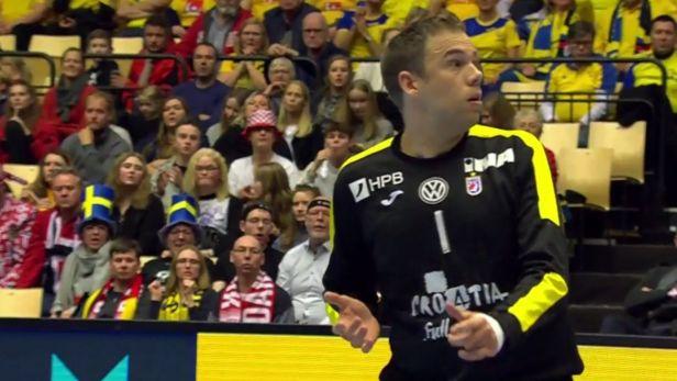 Zajímavé góly v utkání Chorvatsko - Švédsko: Zmatený Stevanovič či dělovka Anderssona