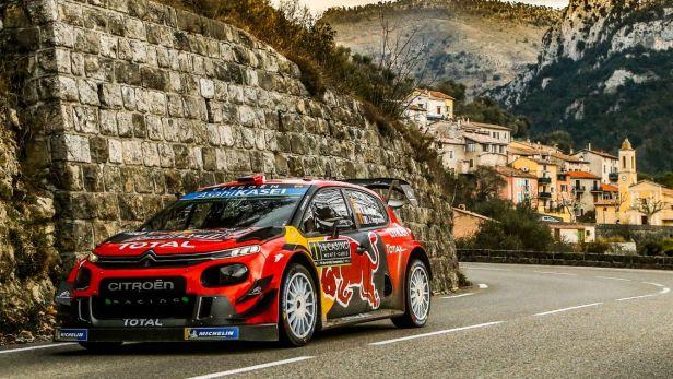 Ogier slaví triumf v Rallye Monte Carlo, už pošesté za sebou