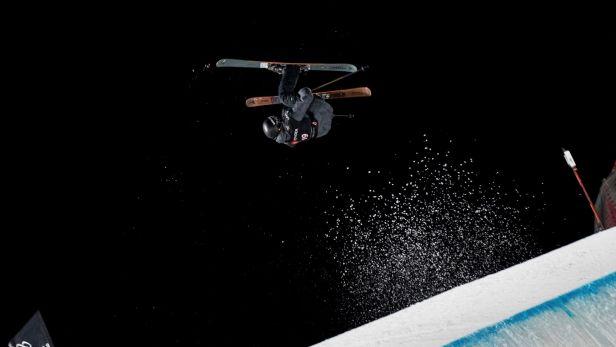 Vítězná série skoků Bösche ve finále Big Airu