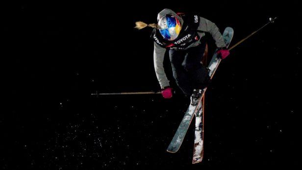 Vítězná série skoků Ledeuxové ve finále Big Airu