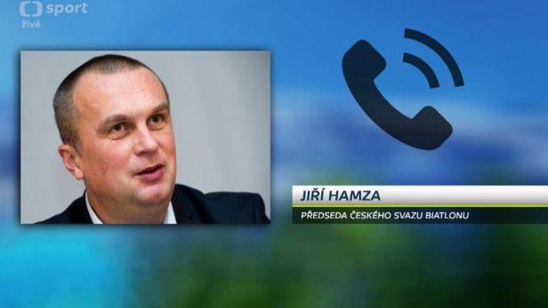 Hamza: Sezona nebyla ideální, ale je hloupost nad filozofií lámat po osmi měsících hůl