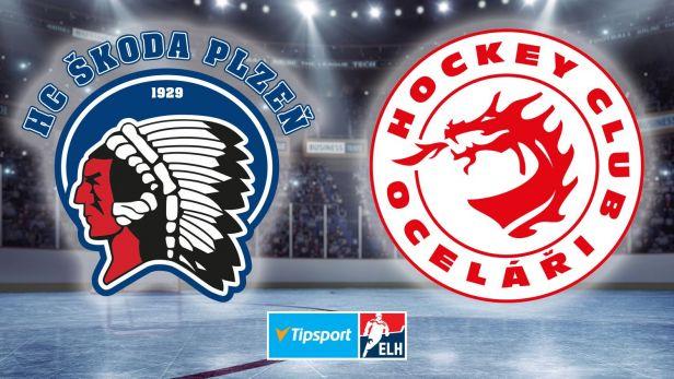 Sestřih a ohlasy 6. semifinále play-off Plzeň - Třinec
