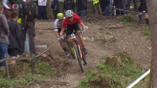 Van der Poel létá i na horských kolech. Cink dojel v Albstadtu jedenáctý