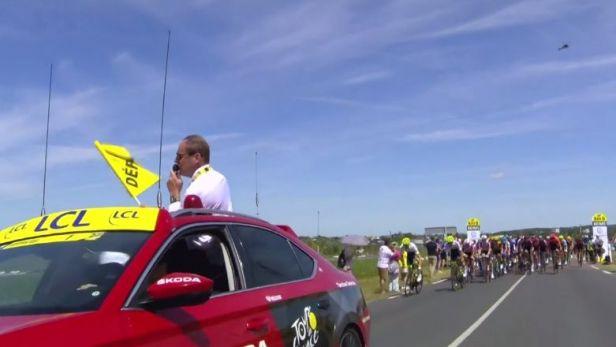 Tour de France v Praze? Mohla by vstoupit do hry, připouští technický ředitel závodu