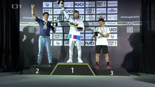 Nekolný je prvním šampionem v BMX Flatland