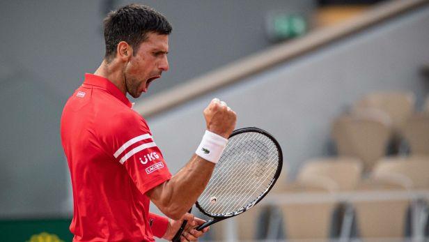 Novak Djokovič otočil finále Roland Garros