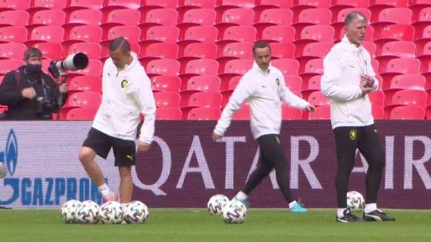 Češi půjdou do utkání s Anglií s jistotou postupu do play-off