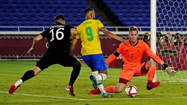 Brazilští fotbalisté v repríze olympijského finále porazili 4:2 Německo
