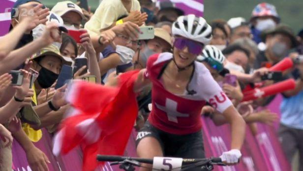 Švýcarská dominance v cross country žen, Čábelická byla dvaadvacátá