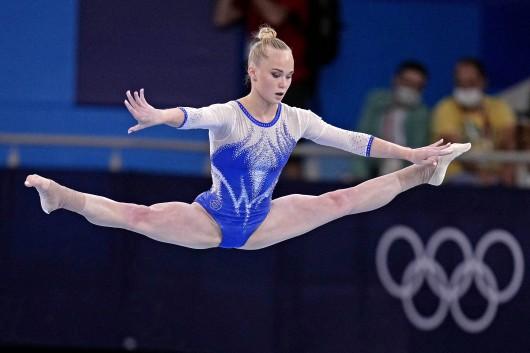 Angelina Melnikovová