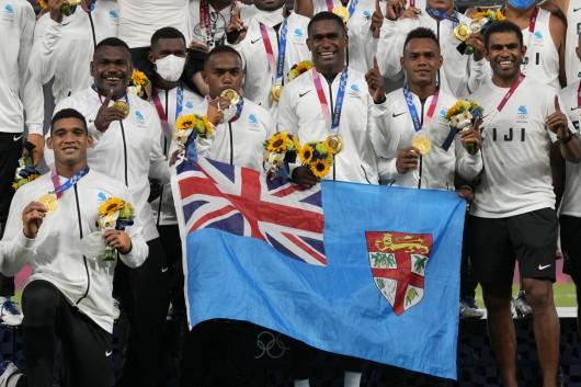 Ragbisté Fidži