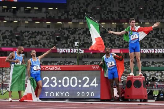 Italští sprinteři