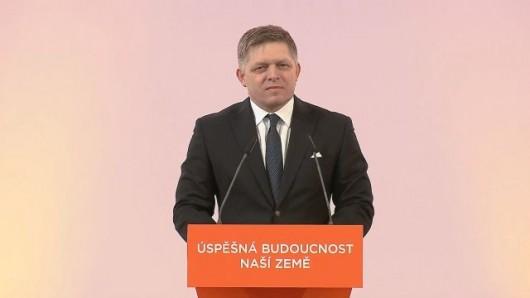 Robert Fico Zdroj: ČT24