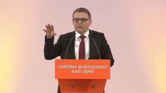 Lubomír Zaorálek Zdroj: ČT24